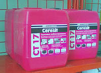 CERESIT / Церезит СТ-17 10 л, глубокопроникающий грунт