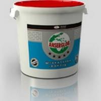 Фасадная штукатурка Ансерглоб / Anserglob короед акриловая (камешковая 2,0 мм) - 25 кг