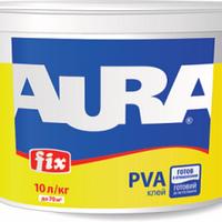 ПВА Аура /  ESKARO Aura Fix,10 л, есть меньше фасовка