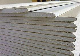 Гипсокартон Кнауф (Knauf) стеновой толщина 12,5 мм, 1,2х2,5 м