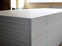 Гипсокартон Ригипс влагостойкий потолочный 1,2х2,5 м, толщ. 9,5 мм (Польша)
