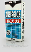 Anserglob 33, строительный клей для плитки внутри и снаружи помещения