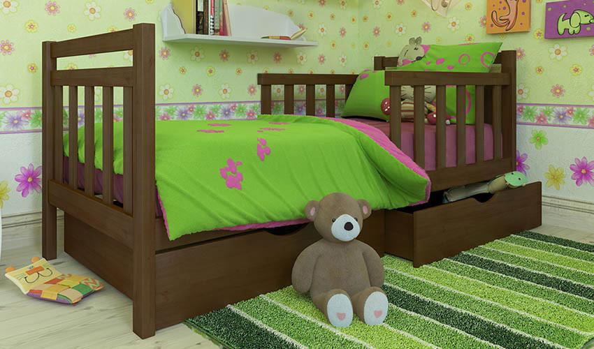 Детская кровать АНЕТ Экстра плюс