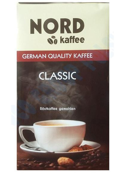 Кофе заварной NORD KAFFEE 500g