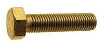 Болт с шестигранной головкой латунный от М3 до М30, ГОСТ 7805-70, 7798-70, DIN 558, DIN 601, DIN 931, DIN 933