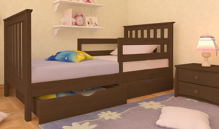 Детская кровать АРИАНА Люкс плюс
