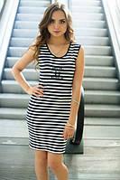 Полосатое платье и-40353