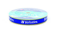 Диск VERBATIM CD-R 700Mb 52x Shrink 10 pcs Extra 43725