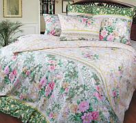 Двуспальный комплект постельного белья, перкаль Римский дворик (хлопок 100%), фото 1