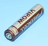"Батарейка LR03(AAA) солевая ""Vipow"" greenceel  BAT0080"