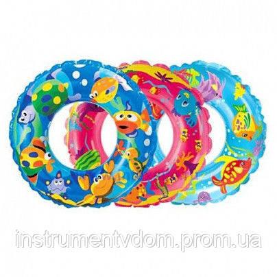 "Надувной круг INTEX 59242 ""Ocean Reef "" (61 см)"