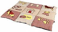 Trixie TX-37063 Patchwork Blanket  коврик-одеяло для собак 80 × 55 cm