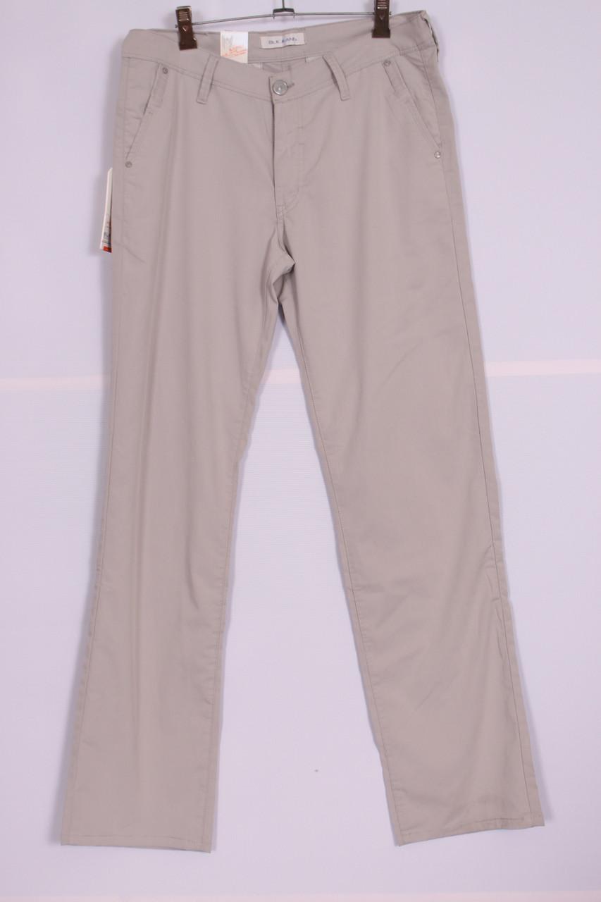 Мужские летние брюки BLK (Код: 7600)