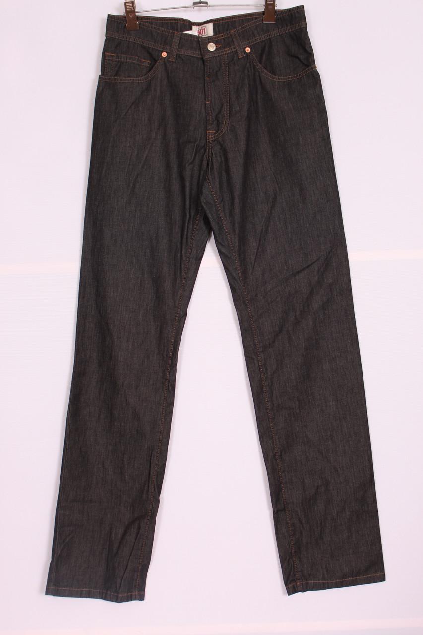 Мужские летние брюки Levi s размер 33.(Код: 501)