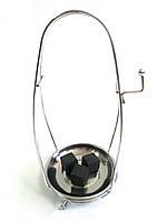 Удобный мангал - корзинка для переноски углей кальяна!