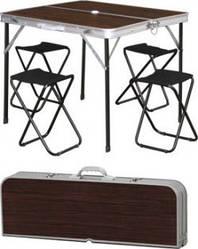 """Набор для пикника """"Grilland camping"""" (стол+ 4 стула)"""