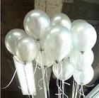 Шарики с гелием  30 см., серый, фото 6