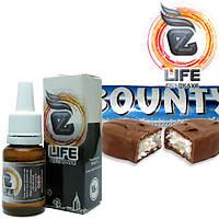 Жидкость для электронных сигарет eLife Баунти
