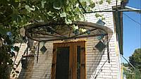 Козырек Виноград 2