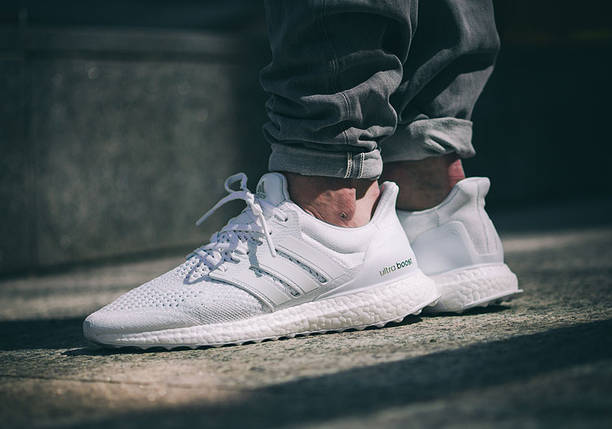Кроссовки Adidas Ultra Boost (White), фото 2