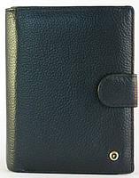Кожаный, прочный и вместительный мужской кошелек с гладкой кожи SALFEITE art. 2130, фото 1