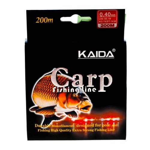 Леска Kaida Carp 200 м