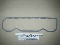Прокладка крышки клапанной Д 240,243 верхняя (рез-пробк)  (покуп. ММЗ)