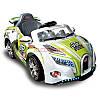 Детский электромобиль  Bugatti Veyron SX 118: 12V 10A, 2x45W, 7 км/ч, пульт ДУ, купить оптом