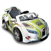 Детский электромобиль  Bugatti Veyron SX 118: 12V 10A, 2x45W, 7 км/ч, пульт ДУ, купить оптом, фото 1