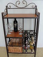 Комод-бар для вина и аксессуаров  -  112