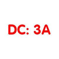 Цифровой амперметр 3А