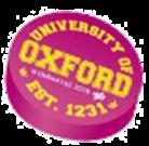 """Ластик """"Oxford"""" розовый 560317"""