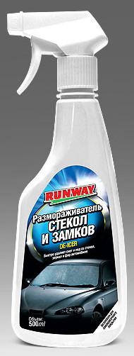 Размораживатель стекол RUNWAY