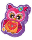 "Ластик  ""Owls"" 560315"