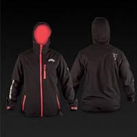 Куртка Rage Hooded Black Soft Shell Jacket