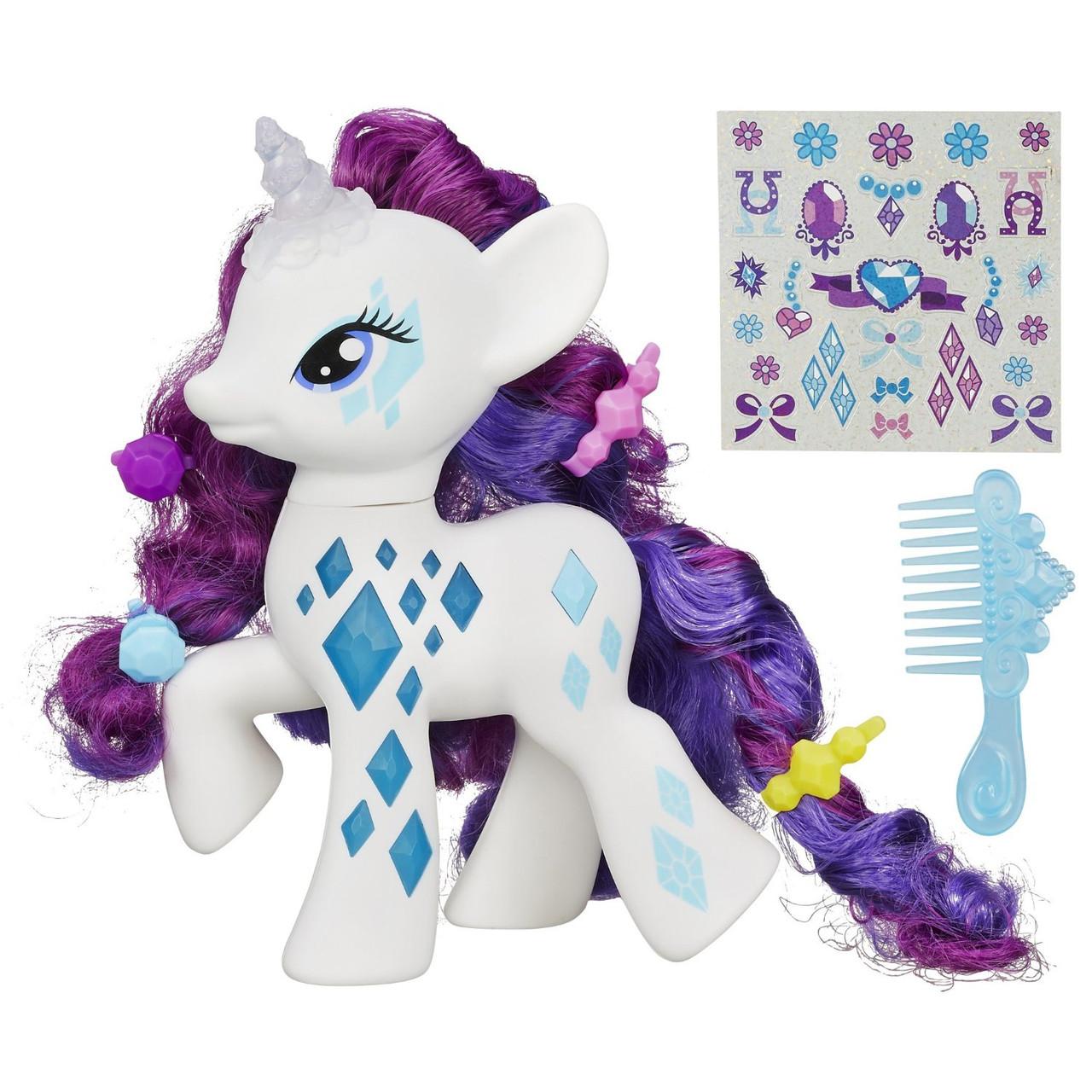 Пони Рарити-Модница набор игрушечный Май литл пони с аксессуарами My Little Pony
