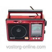 Портативная акустическая система. Радиоприемник Golon RX- 9977, приемники