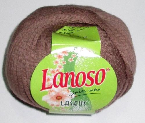 Пряжа Lanoso, Капучино