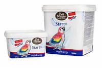 Корм для ручного кормления попугаев АРА Deli Nature Дели Натюре Start + High Energy Hand Rearing 500 гр
