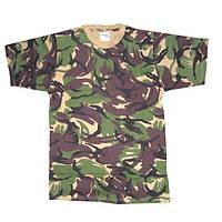 Камуфлированная футболка (DPM)