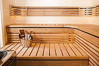 Вагонка липа, ольха для бани и сауны, фото 1