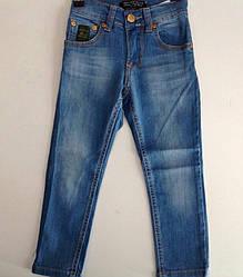 Модные джинсовые брюки  для мальчика