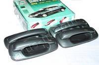 Ручка двери ВАЗ 2172 наружная ЕВРО сочи (комплект 4шт.) (производство Тюн-Авто г. Тольятти)