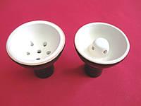 Чашка для кальяна внешняя керамика - глина