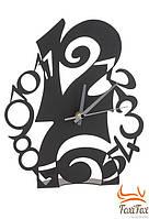 """Металеві настільні годинники """"Цифри Дали"""""""