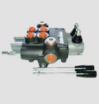 Гидрораспределитель Р80 - 80 л/мин 3х секционный р80 3/1 222