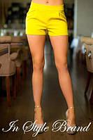 Яркие женские шорты и-010055