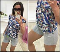 Короткие женские шорты и-010059