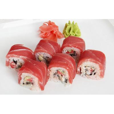 Мастер-класс по суши