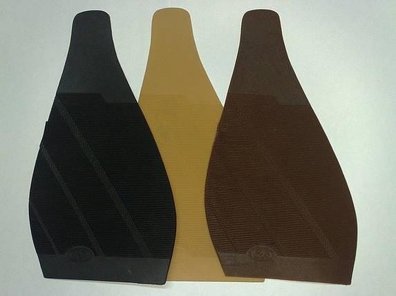 Подметка (Профилактика) полиуретановая № 0 44 черн., фото 2